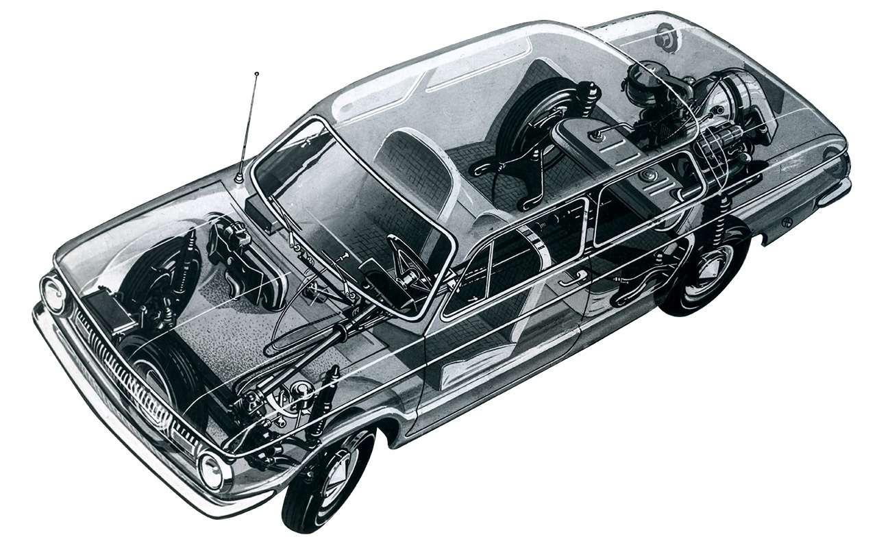 ЗАЗ‑966: история любимой машины наших дедов— фото 1211070