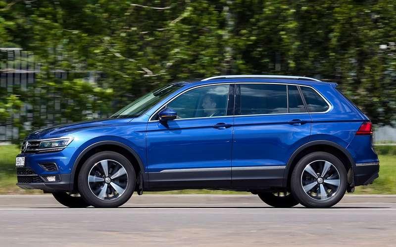 Tiguan второго поколения: 7вопросов отвладельцев иответы Volkswagen
