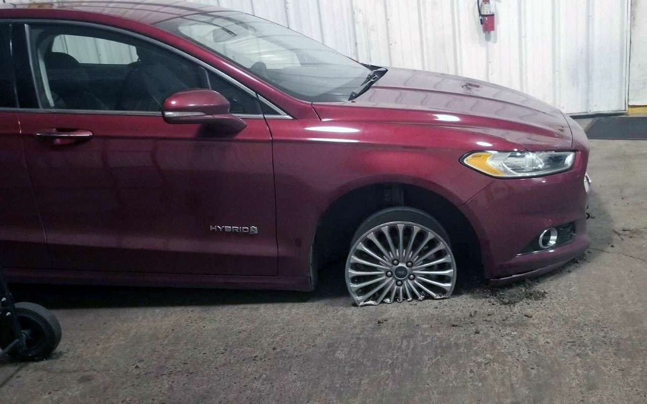 Загадка: как можно было ТАК сточить ведущие колеса (идиски)?— фото 1196060