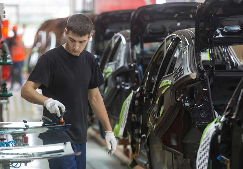 Ford Fiesta manufacturing launched inNaberezhnye Chelny