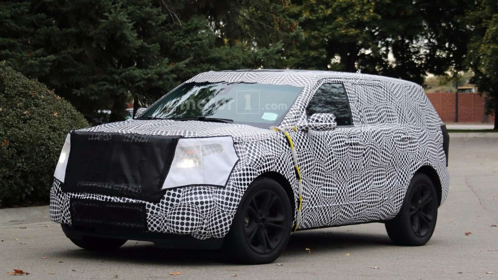 Новые Mazda 3, Ford Explorer, пикап Jeep идругие крутые премьеры Лос-Анджелеса— фото 926116