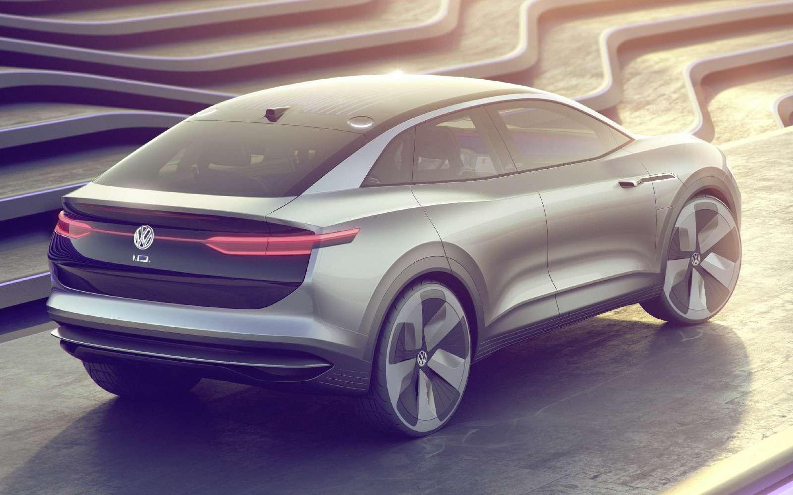 Volkswagen I.D.Crozz: обещанного три года ждать— фото 738913