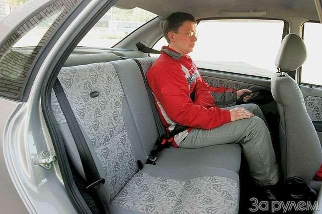 Тест Lada Kalina, Renault Logan, Chevrolet Aveo. Кому наРуси хорошо?— фото 57675