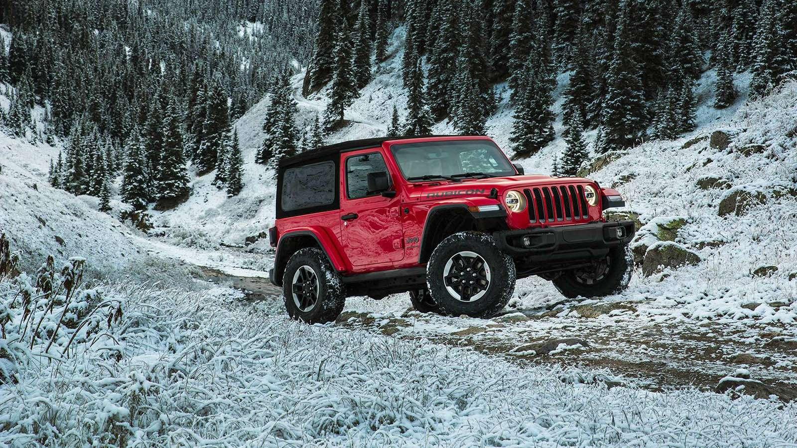Новый Jeep Wrangler: найди десять отличий— фото 821252
