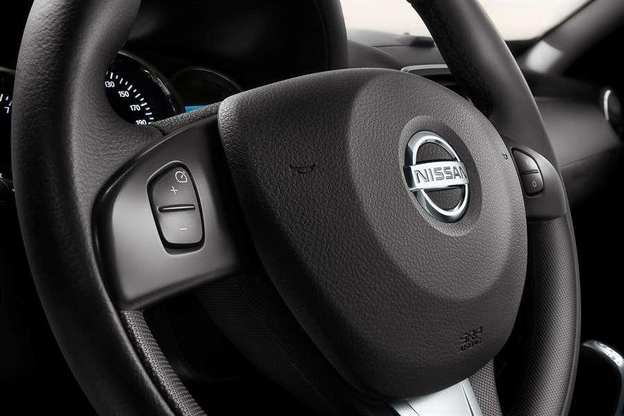 Nissan Terrano 2017 модельного года привязали кспутнику— фото 745711