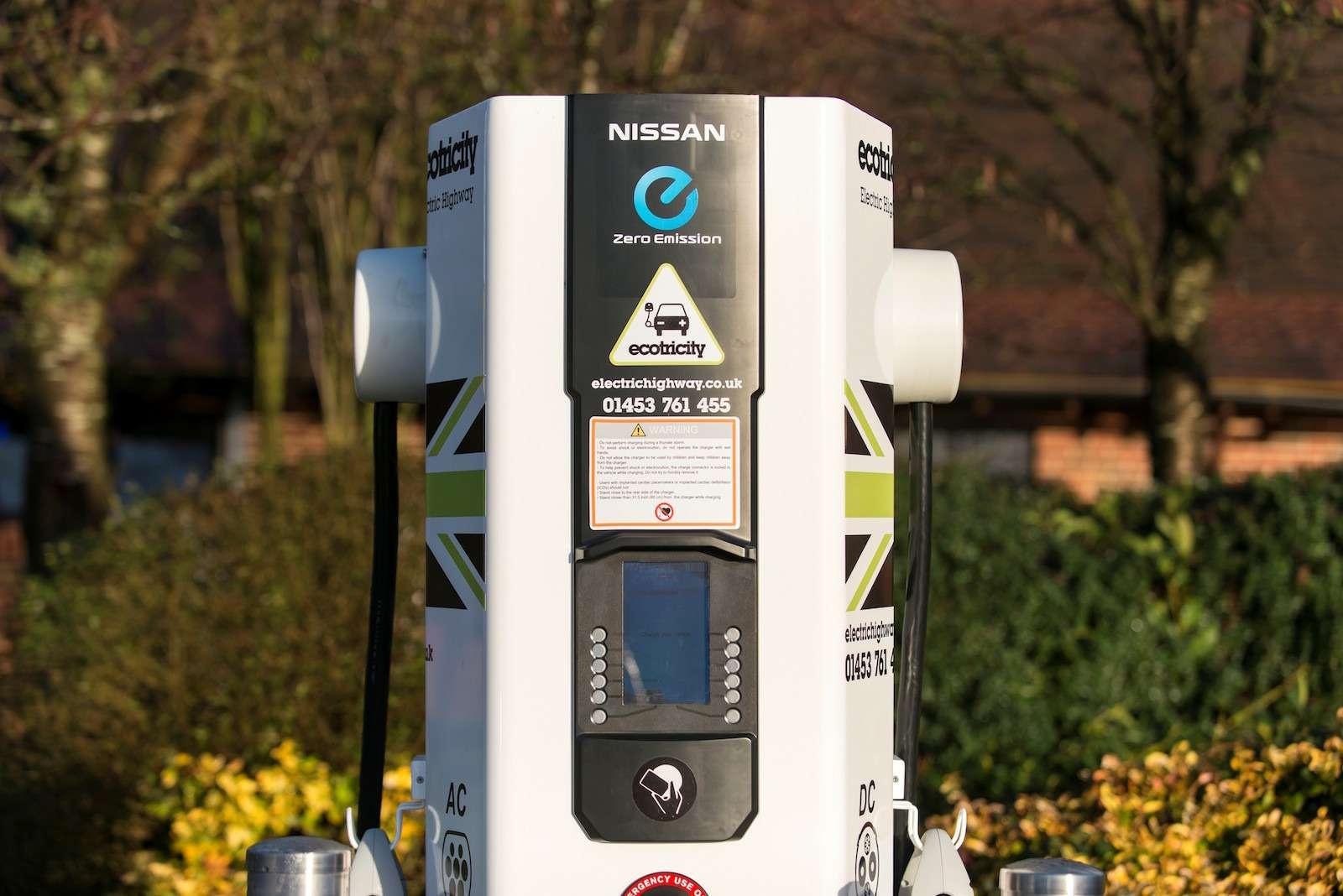 Будущее электромобилей Nissan: вольты сколес— фото 596337