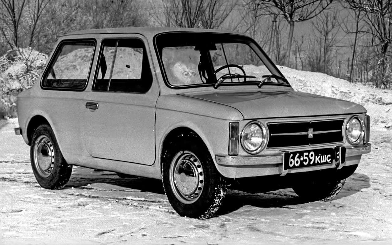 Какрождался советский передний привод— фото 879650