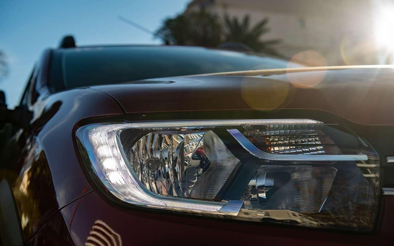 Кросс-седан Renault Logan Stepway: впоисках оптимальной комплектации— фото 940381
