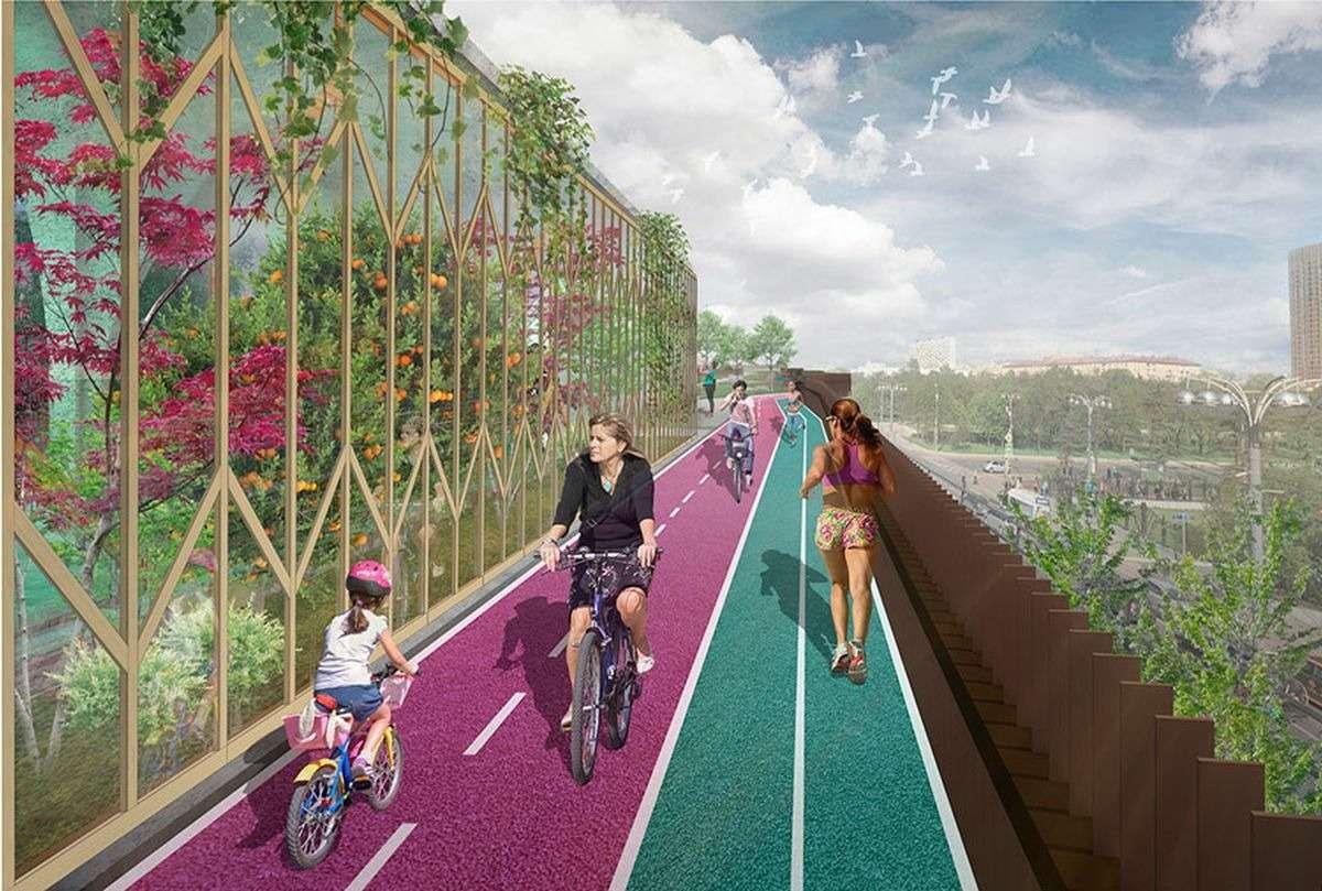 Висячие сады ибассейн: грандиозный проект реконструкции Московского монорельса— фото 886031