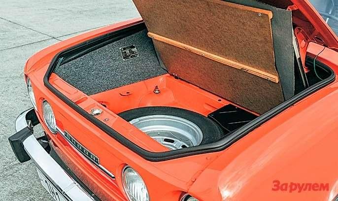 Skoda 110R Coupe: Богемская рапсодия— фото 258338