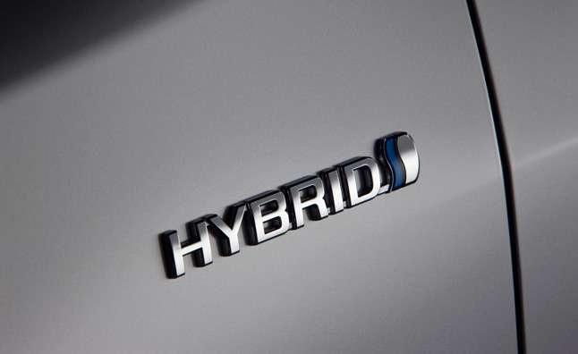 no copyright toyota hybrid emblem