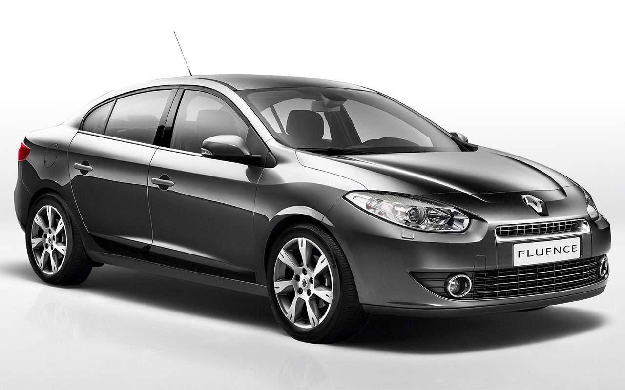 Renault Fluence спробегом: все неисправности— фото 1232005
