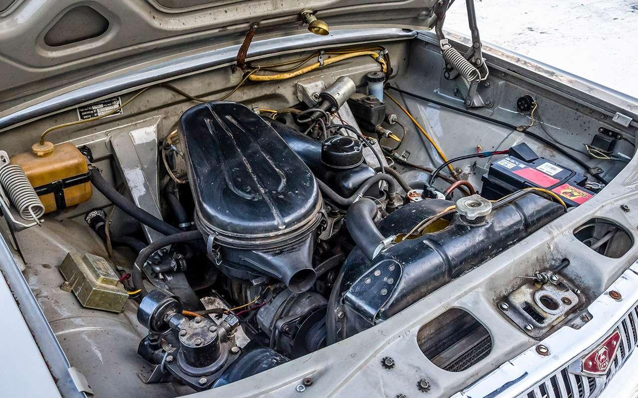 Советские автомобили против иномарок— супертест кюбилею— фото 858365