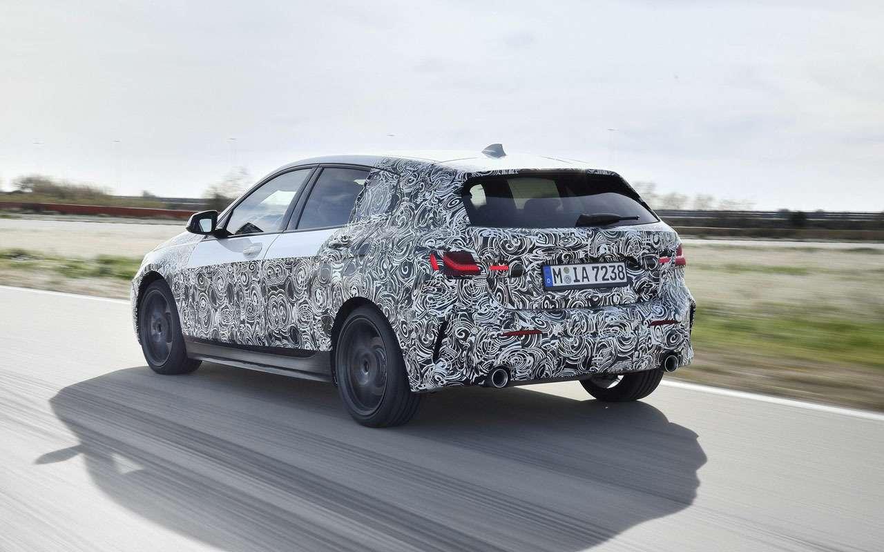 Самый дешевый BMW— первые фото без камуфляжа— фото 964457