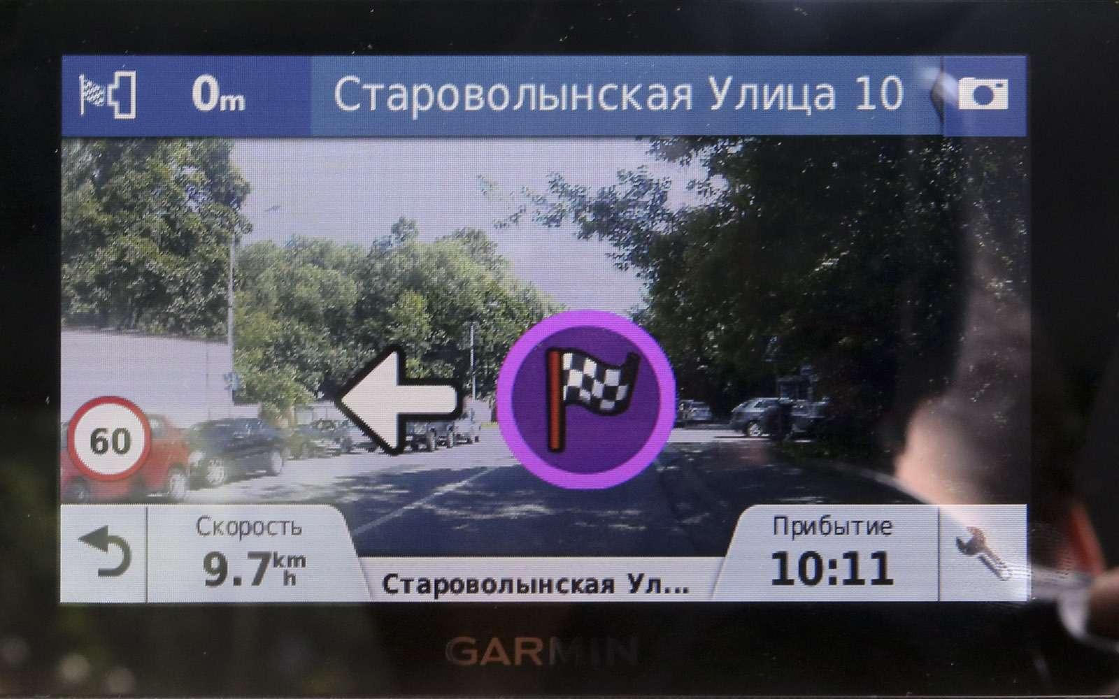 Garmin DriveAssist 50