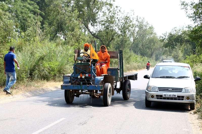 Беспилотники угрожают шоферам. Индия против!