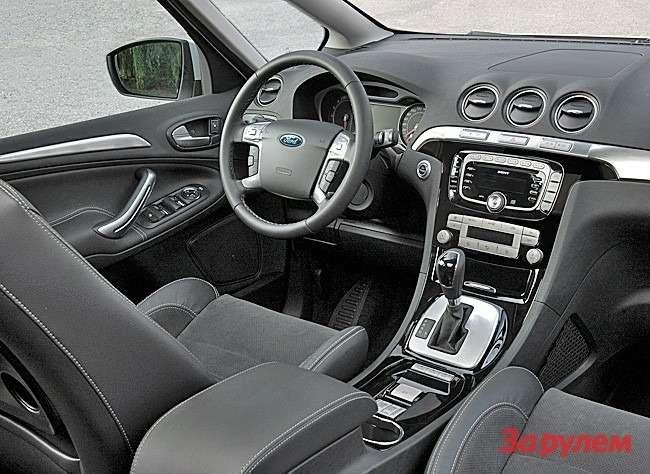Ford S-Max, рестайлинг