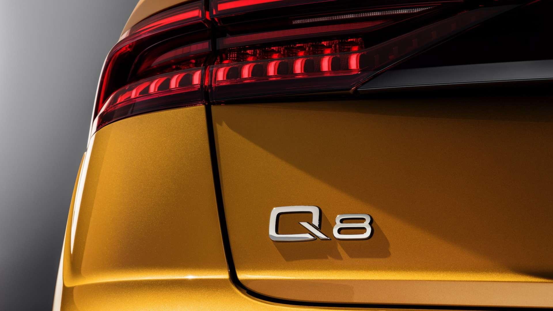 Встречаем Audi Q8: хай-тек плюс ностальгия по80-м— фото 876440