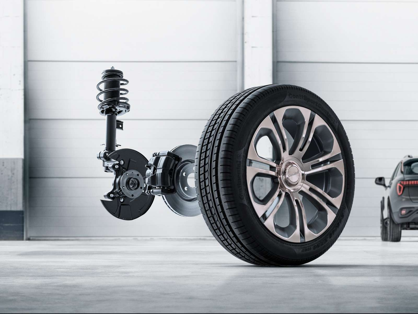 Знакомьтесь— Lynk & CO01: шведы построили китайский автомобиль— фото 651597