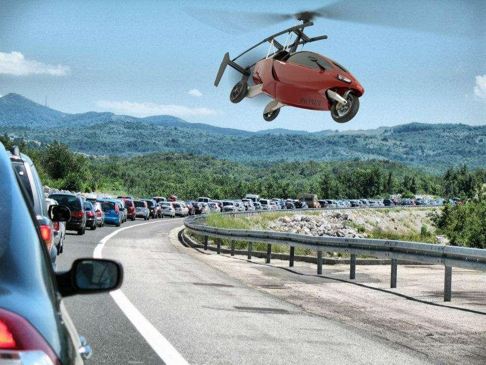 Голландская фирма PAL-V начала принимать заказы насвой аэромобиль— фото 706984