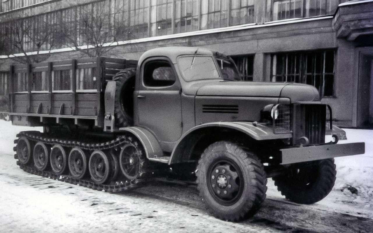 ЗИС-153