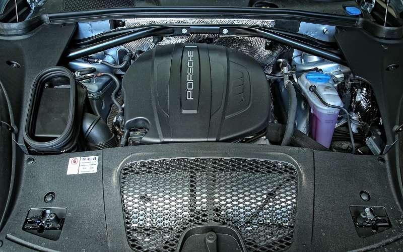 Четырехцилиндровый бензиновый турбомотор EA888— базовый дляPorsche Macan