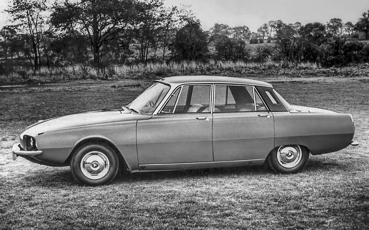 Автомобили савиационными двигателями— советские инетолько— фото 912928