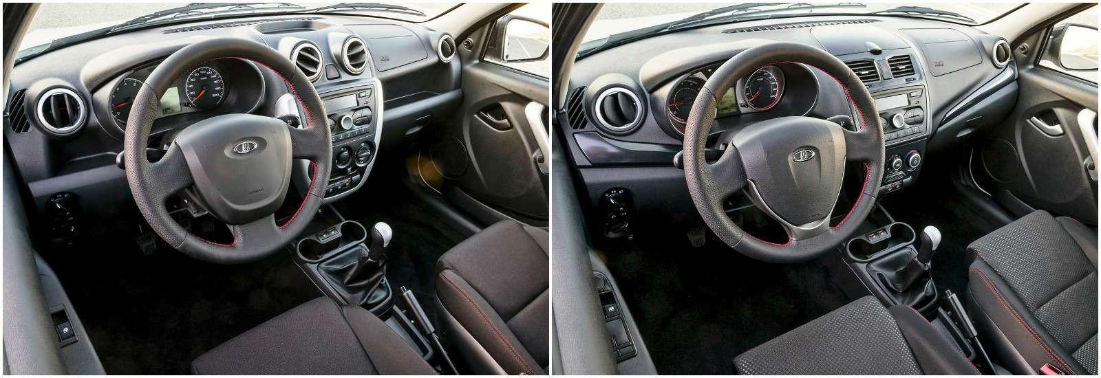 Lada Drive Active: горячие Гранта иКалина— фото 685740