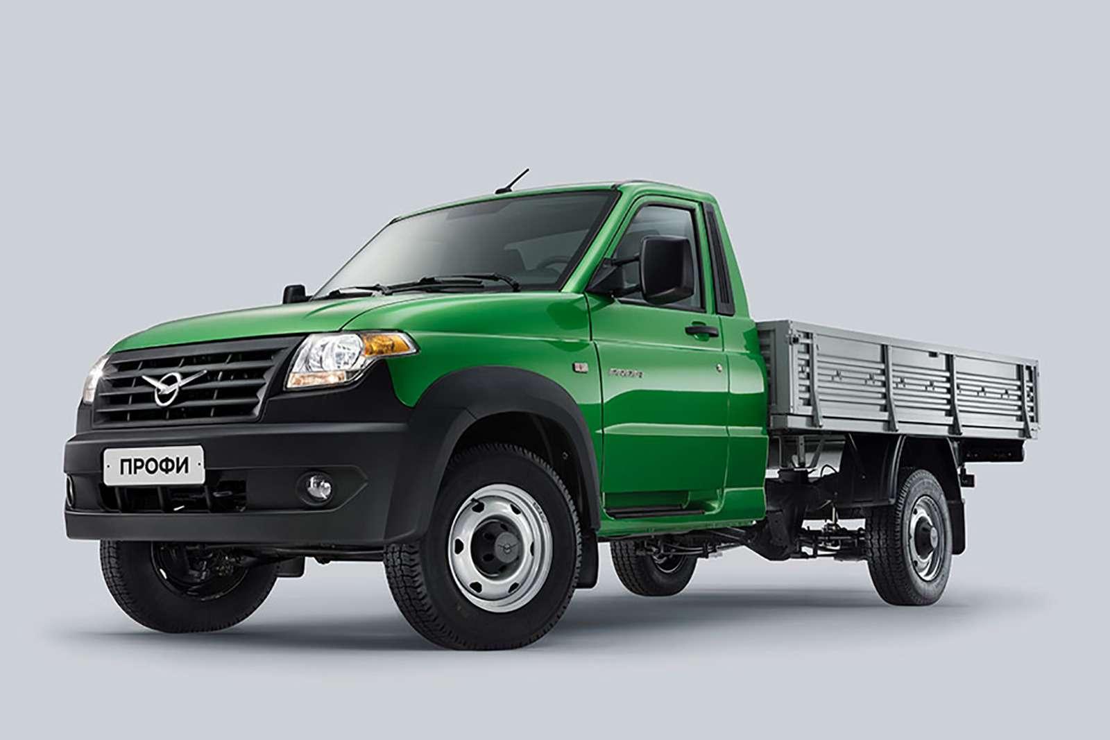 УАЗначал продажи конкурента ГАЗели Бизнес— фото 805857