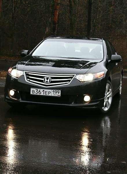 Тест Honda Accord Type-S: Разум или чувства (ВИДЕО)— фото 5851