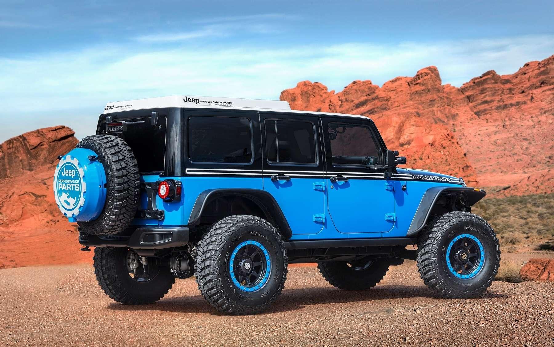 Онвернулся: Jeep представил… Grand Cherokee первого поколения— фото 729915