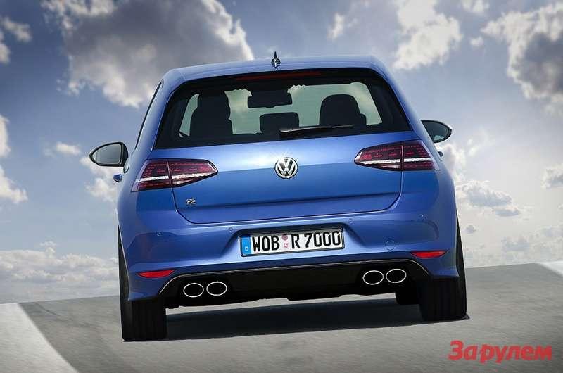 Volkswagen Golf R (2)