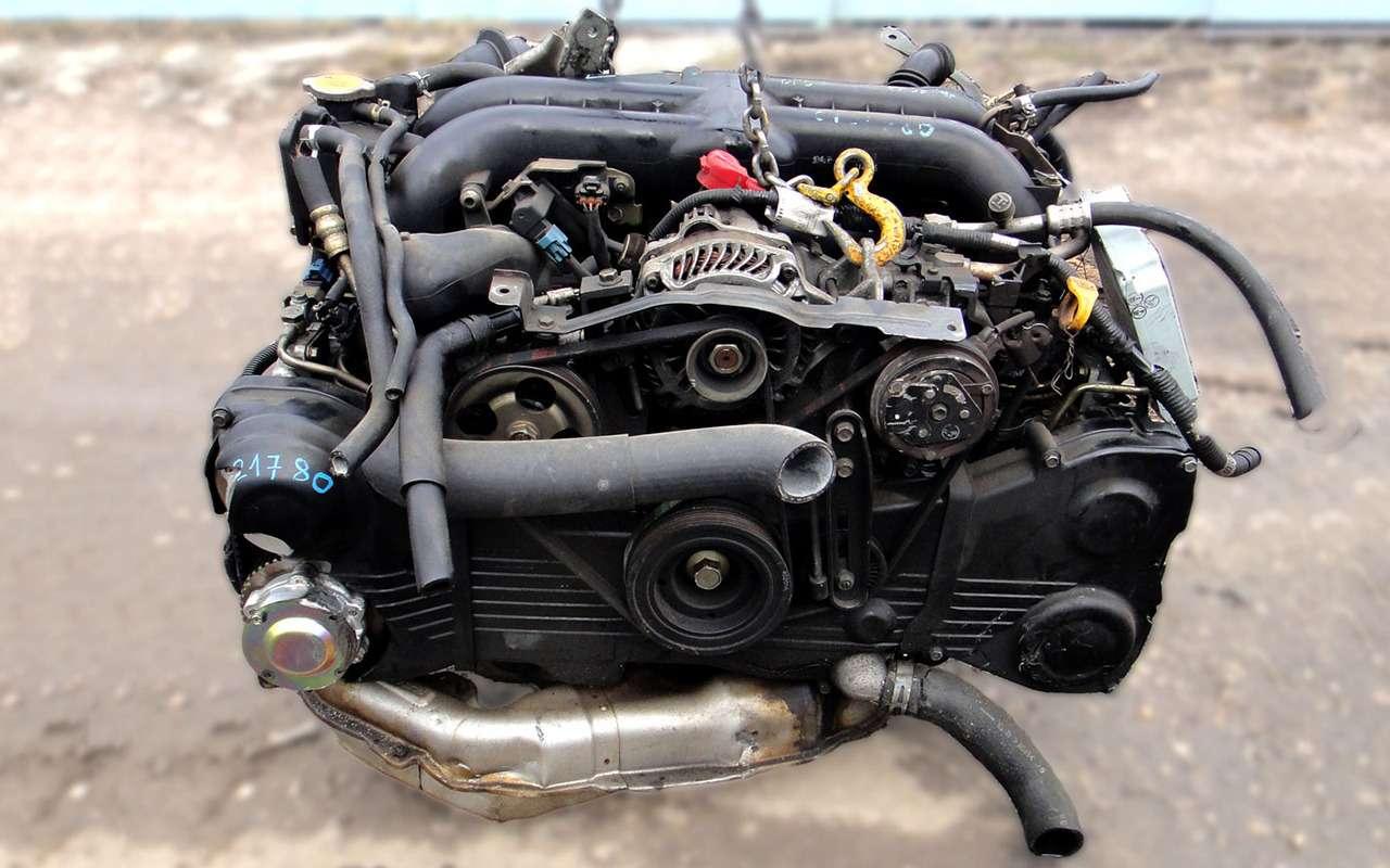 Контрактные двигатель икоробка— все ваши риски. Советы эксперта— фото 980948