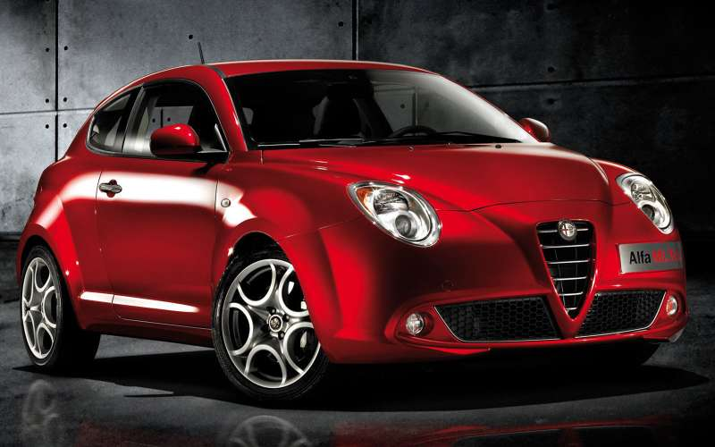 Alfa Romeo MiTO— крошка сбольшой претензией.