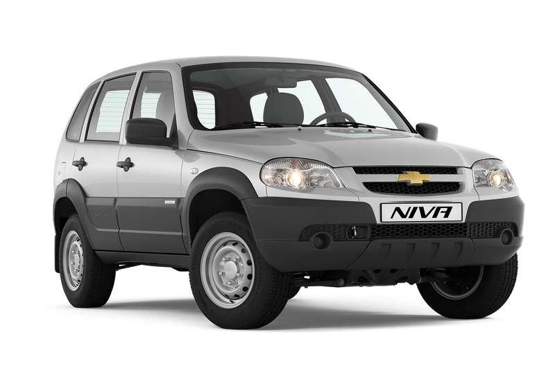 Chevrolet Niva после обновления: улучшены динамика итяга