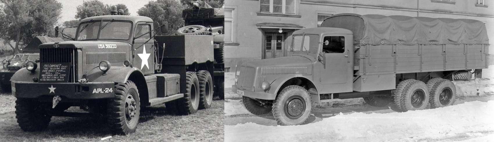 Автомобили Великой Отечественной: битва конструкций— фото 584389