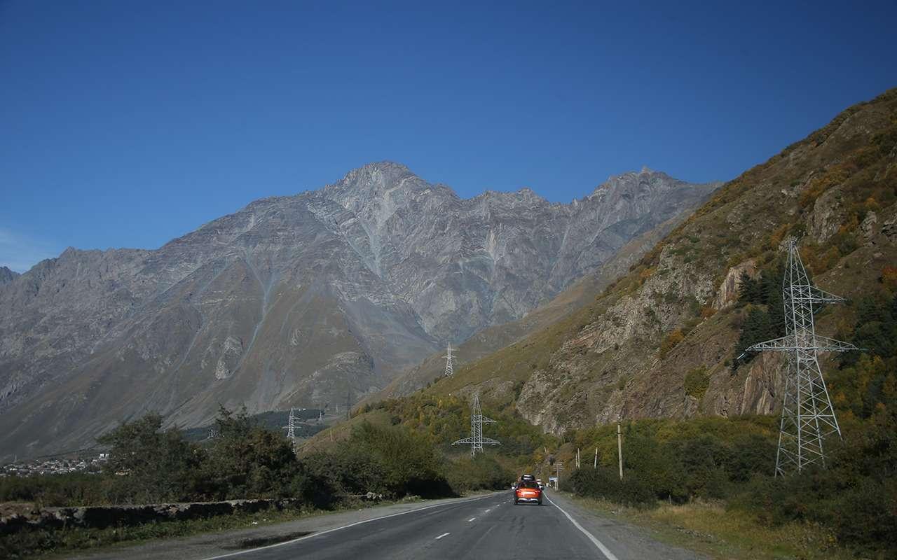 Автопробег «За рулем»: Лады на высоте 2400 метров — фото 912176