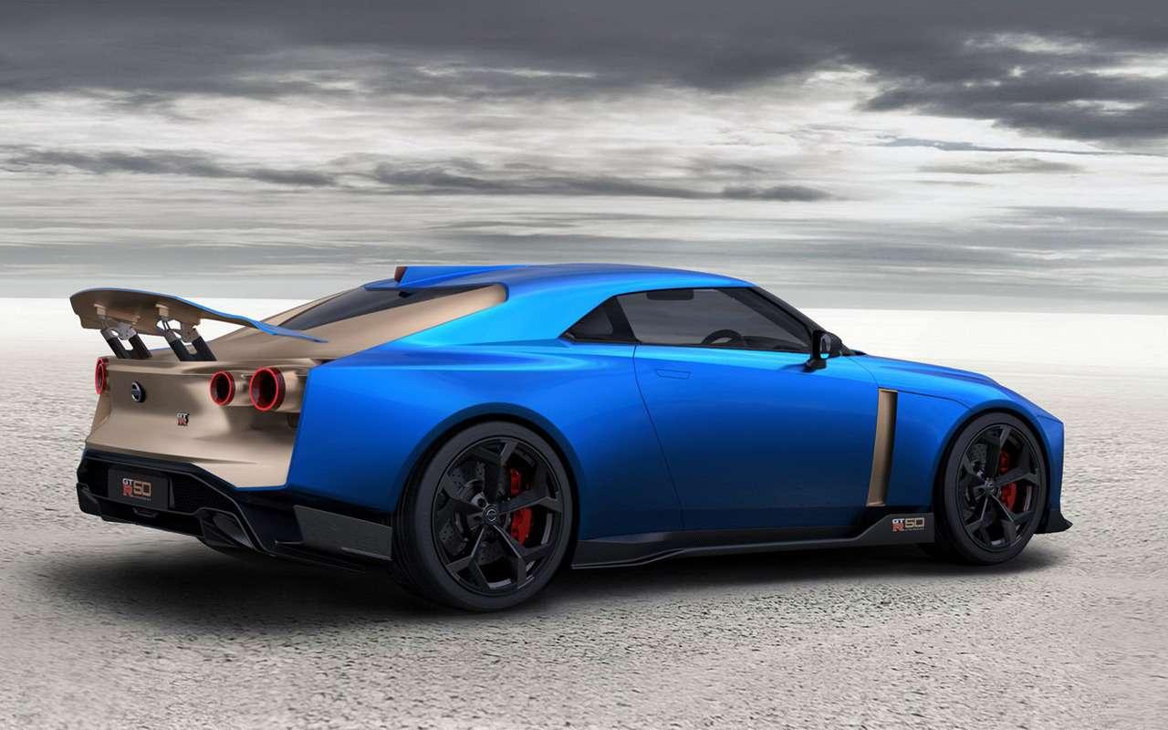 У Nissan появится спорткар за1млн евро— фото 929707