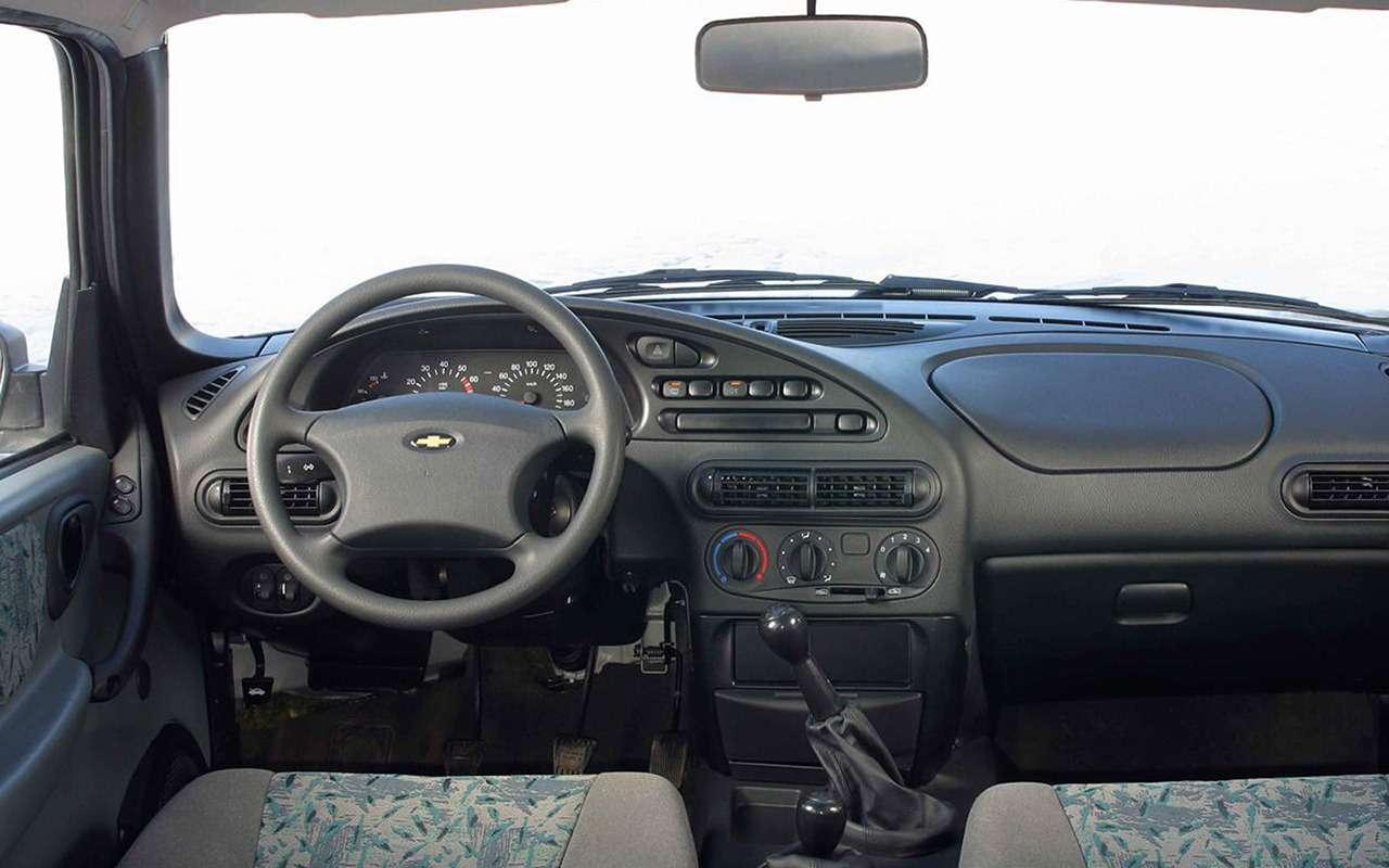 Обновленный УАЗ Патриот иего главные конкуренты: выбираем лучший вариант— фото 906900