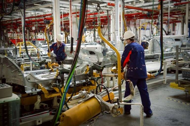 Завод PSA Mitsubishi вКалуге приостанавливает производство