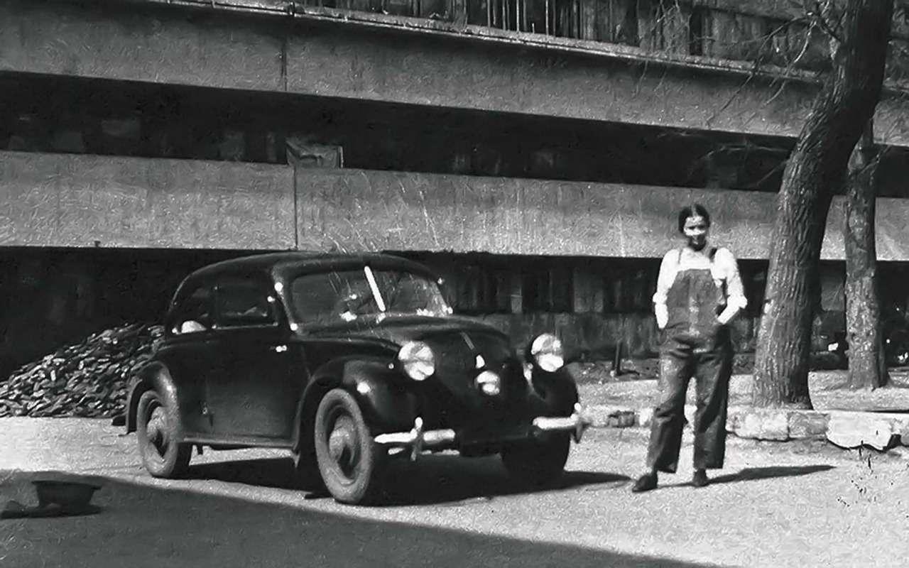 Автомобили советской богемы— как она добывала иномарки— фото 1101119