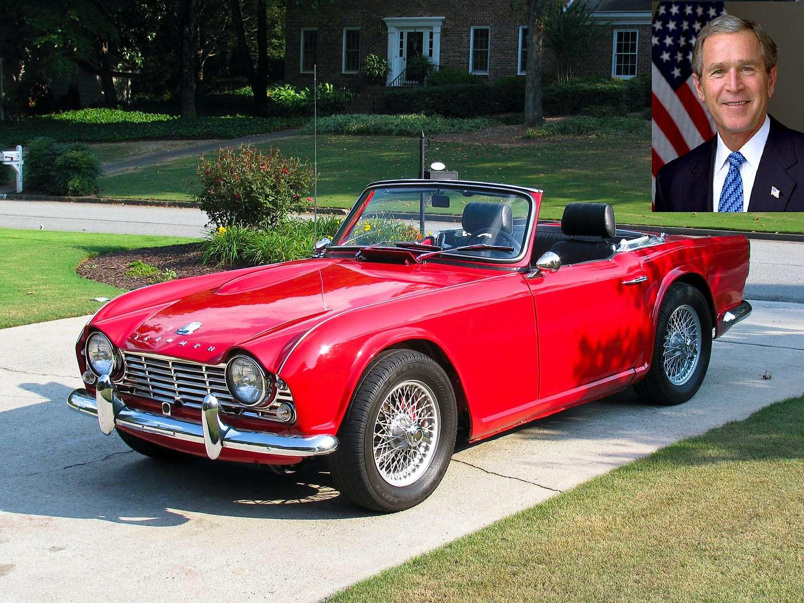Частная коллекция: любимые автомобили президентов США— фото 594565