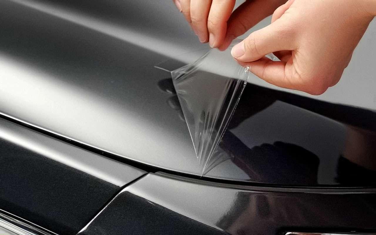 Покрасить или обтянуть кузов пленкой: что выгоднее?— фото 810354