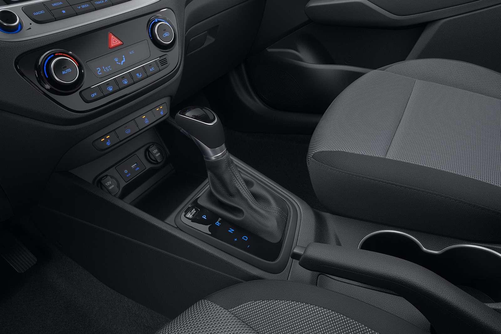 Новый Hyundai Solaris: объявлены официальные цены— фото 708802