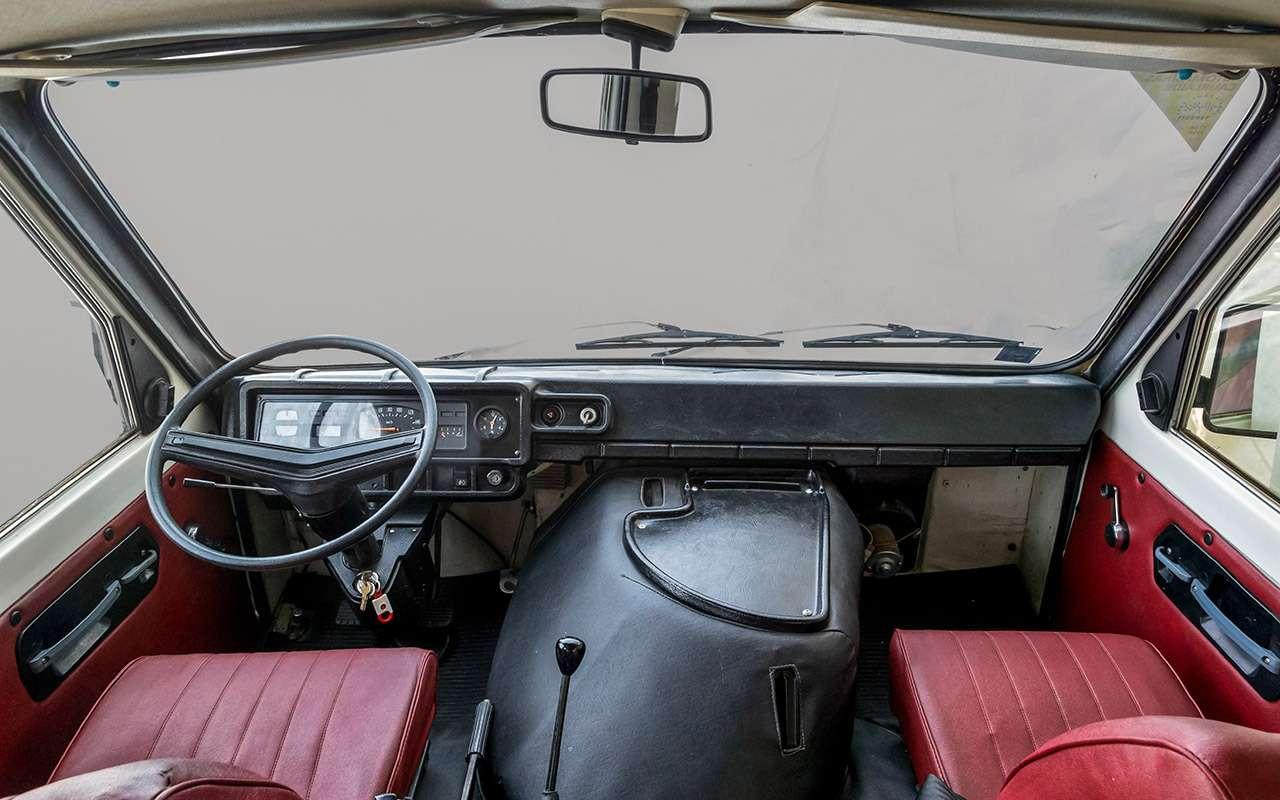 Тотсамый «рафик»: полная история главного микроавтобуса СССР— фото 1218814