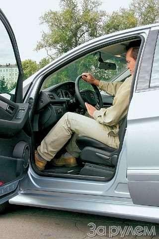 Mercedes-Benz B200. Позакону бутерброда— фото 59782