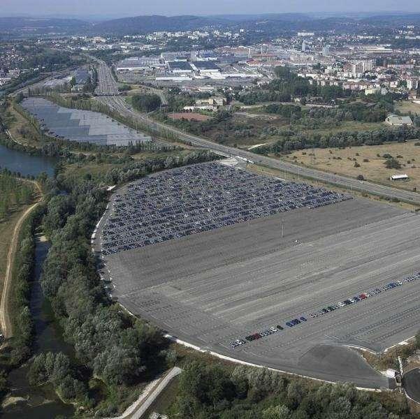 Завод Peugeot вСошо— фото 90225