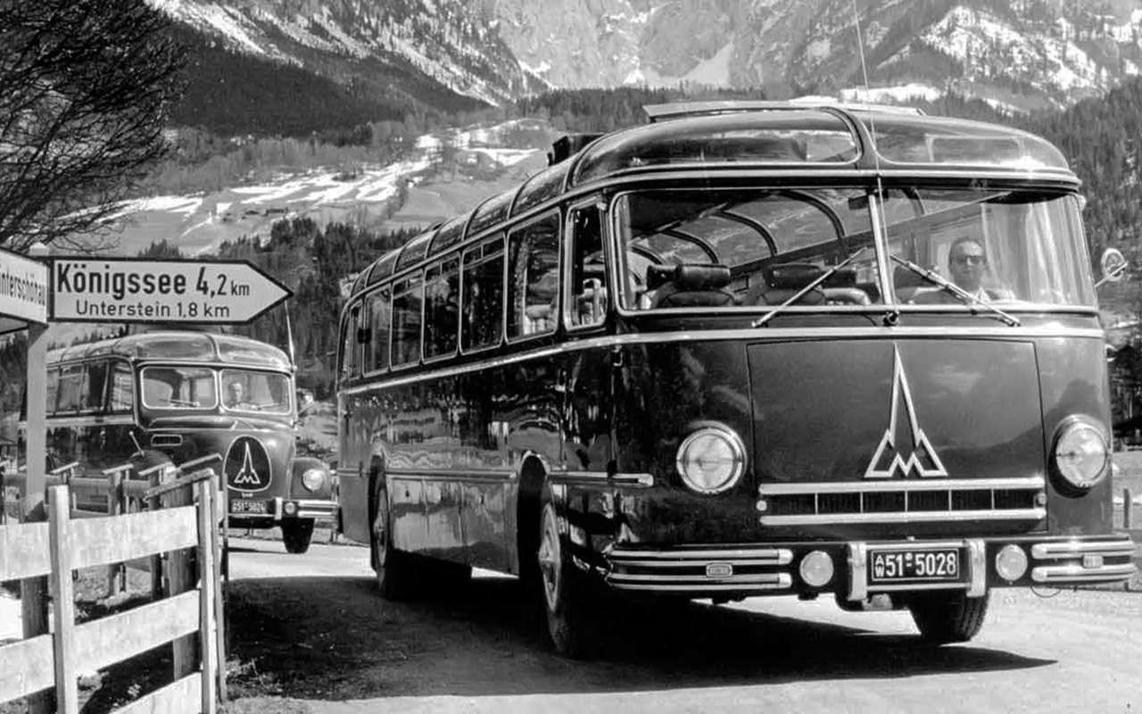 Автобус нашей юности: помните его особый звук?— фото 1155850