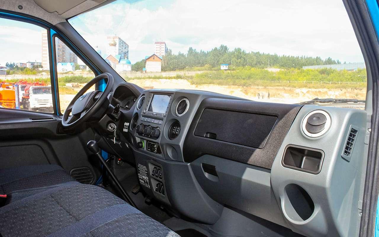 Урал Next 6×4: «дорожники» наступают— фото 924194