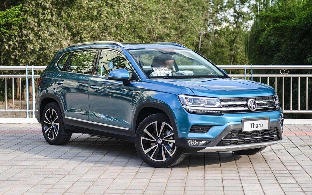 Весть изАргентины: вРоссии будут выпускать Volkswagen Tharu— фото 975289